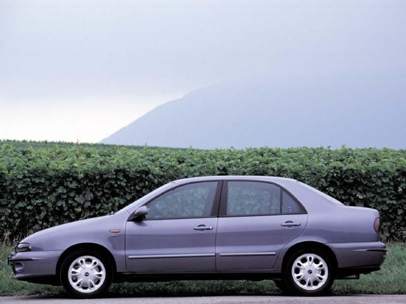 Fiat Marea Hlx 2 4 2002 Esteio Carros